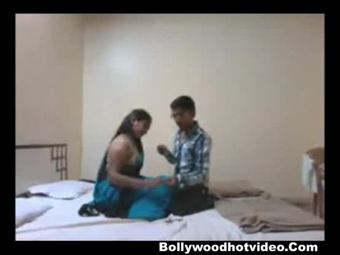 Indian Couple First Night After Marriage